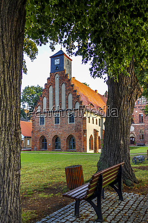zinna abbey jueterbog germany