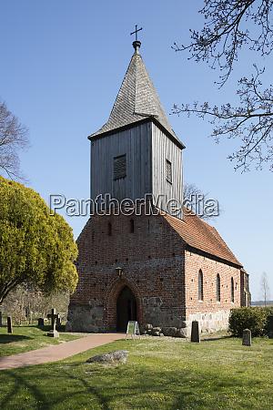 old parish church gross zicker moenchgut