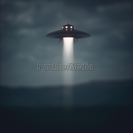 antique unidentified flying object