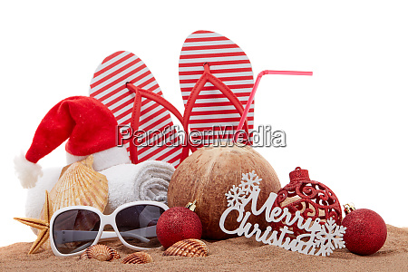 christmas beach holidays