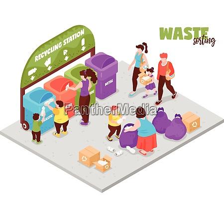 people having zero waste lifestyle and