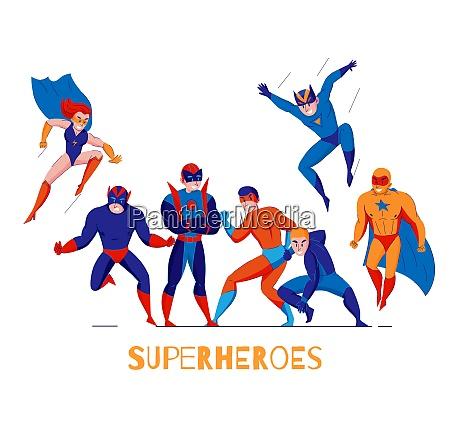 comic books video computer games superheroes