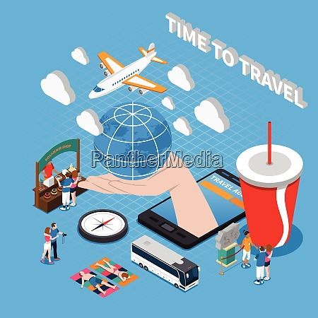 time to travel composition with
