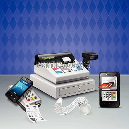 electronic payment by nfc technology on