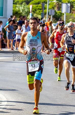 xxi triathlon herbalife villa de rota