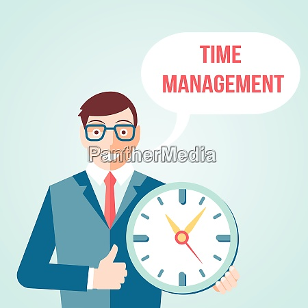 time management for effective business day