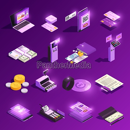 payment methods cash and electronic money