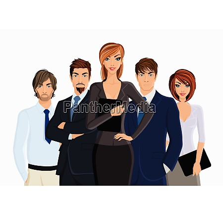 group of business people busines woman
