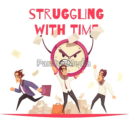 struggling with time design concept with