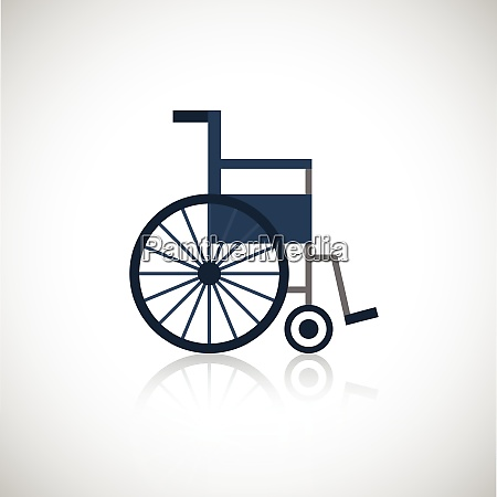 wheel chair medical pensioners care flat