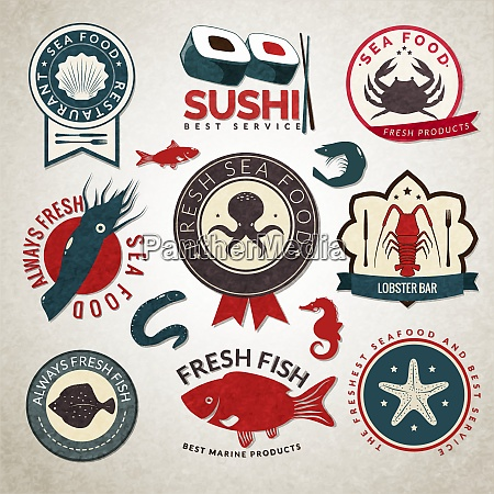 seafood restaurant sushi service fresh products