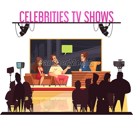 tv celebrities quiz show with host
