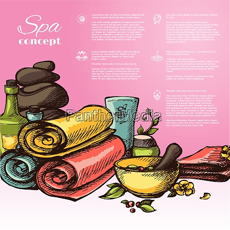 spa therapy natural herbal aromatherapy beauty