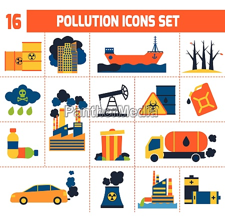 pollution environment contamination toxic waste and