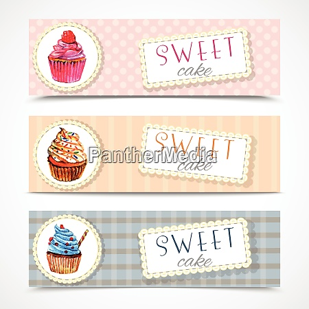 decorative sweetshop confectionary tags labels set