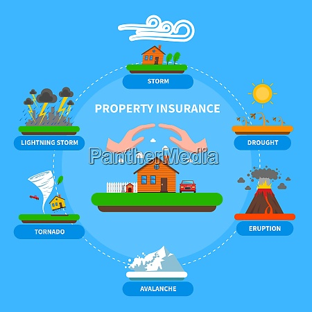 property insurance policy protection against natural