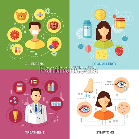 various allergy types symptoms and treatment