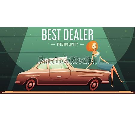 best selling vintage cars dealer premium