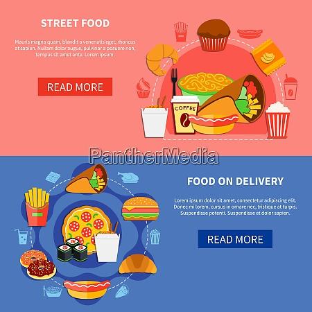 street food on delivery online order