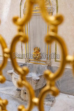 historic ottoman fountain