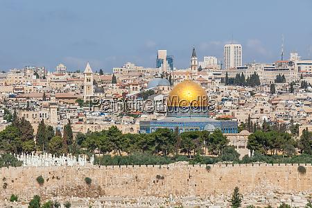 old city of jerusalem israel
