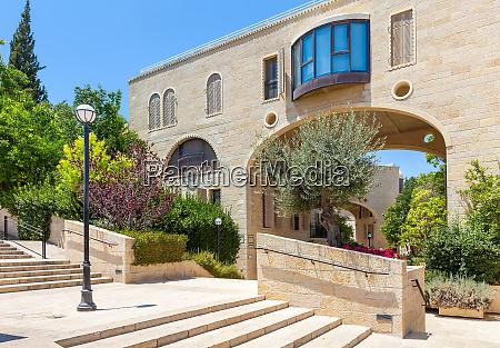 mamilla kfar david neighbourhood in jerusalem