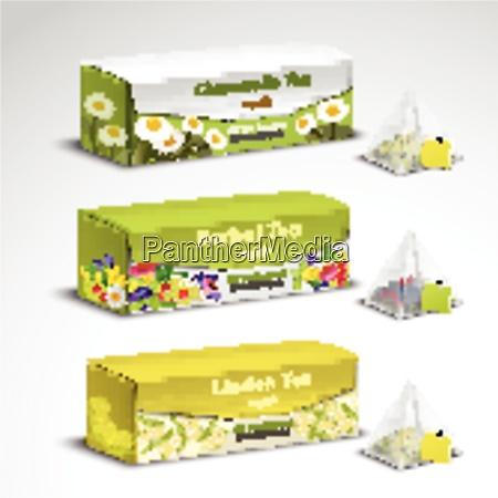exquisite organic herbal tea blends pyramid