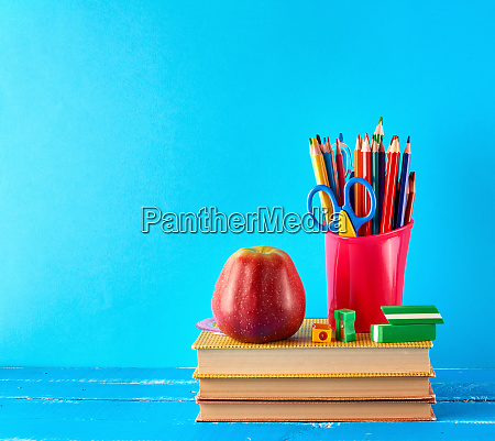 background back to school with childrens