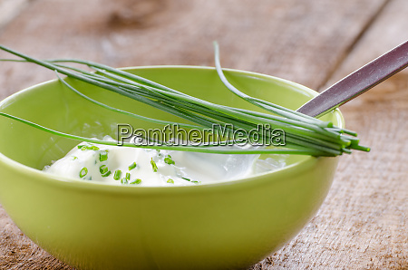 chive dressing sauce