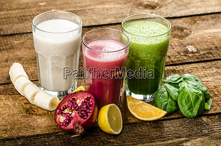 healthy smoothie eat clean
