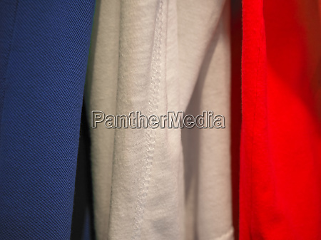 french flag in france