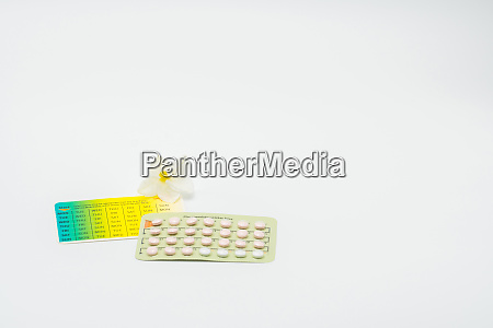 birth control pills or contraceptive pill