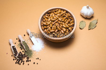 brown bean food ingredient