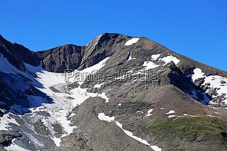 kloben 2938 m in the glockner