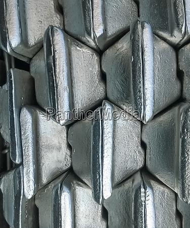 aluminum ingots transportation of aluminum for