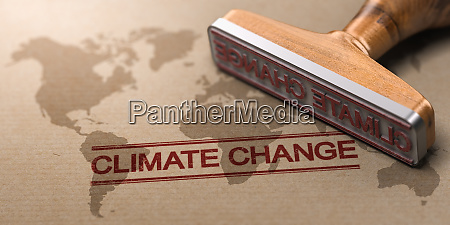 global climate change environmental issues concept