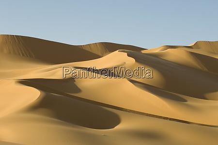 erg awbari sahara desert fezzan libya