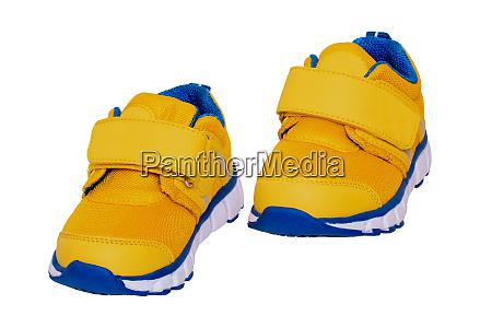 child shoe fashion close up of