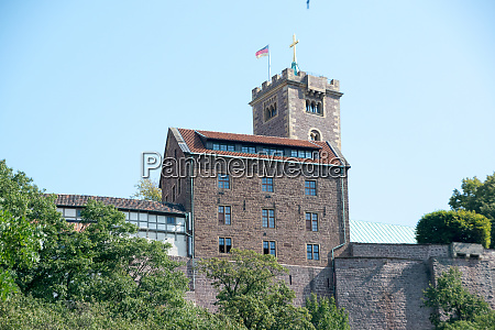 the wartburg in the city