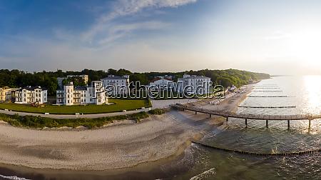 germany mecklenburg western pomerania bay of