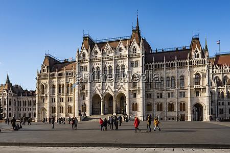 budapest houses of parliament budapest hungary