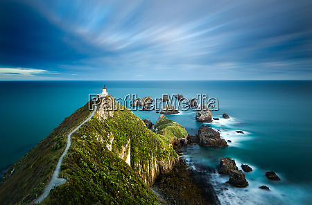 nugget point lighthouse nugget point otago