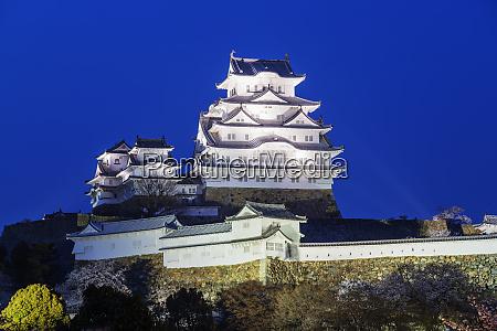 the 17th century himeji castle unesco