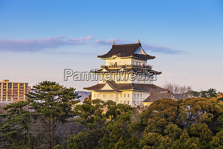 odawara castle odawara kanagawa prefecture honshu