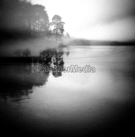 image taken with a holga medium