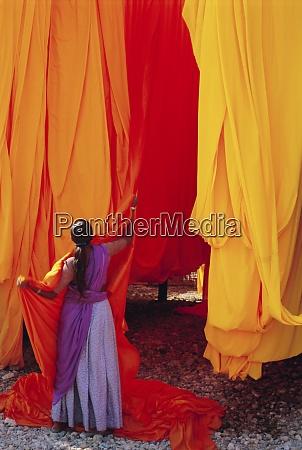 sari garment factory rajasthan india