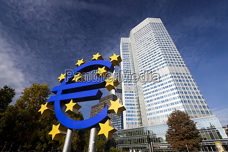 euro tower home of european central
