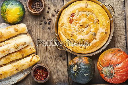 moldavian pumpkin pie
