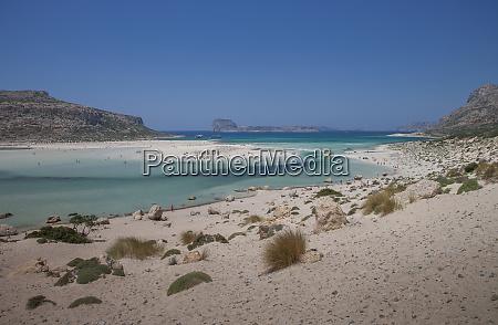 beach in crete greece