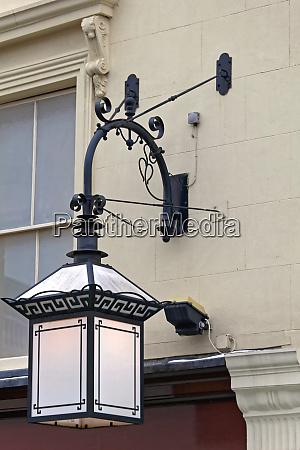 street light london